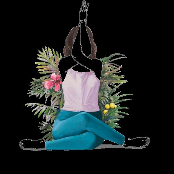 Sagesse & Harmonie - Gomukhasana - Hatha Yoga - Ashtanga - Vinyasa - Yin Yoga