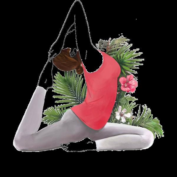 Sagesse & Harmonie - Eka Pada Rajakapotasana - Hatha Yoga - Ashtanga - Vinyasa